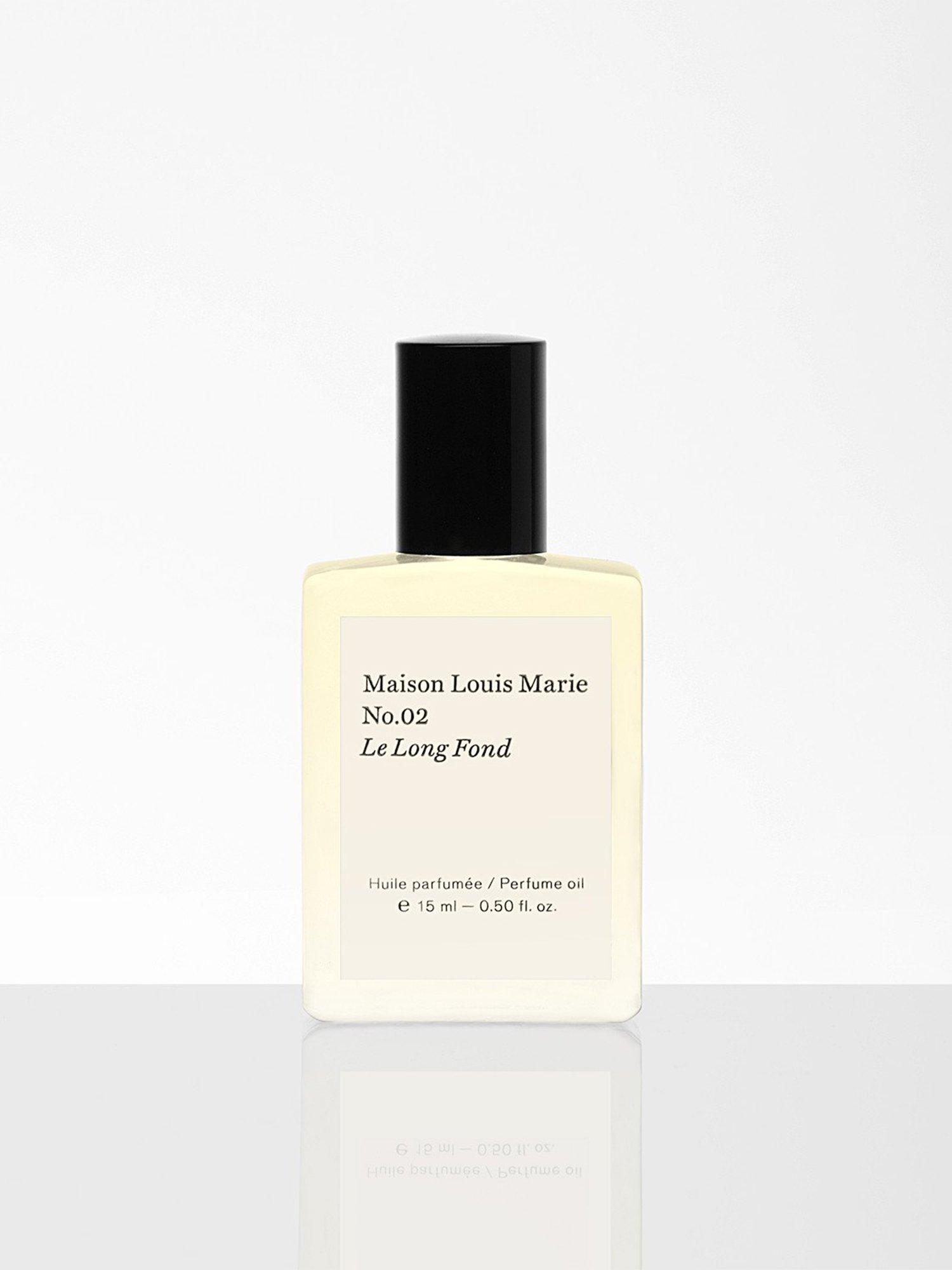 No. 2 Le Long Fond Perfume Oil