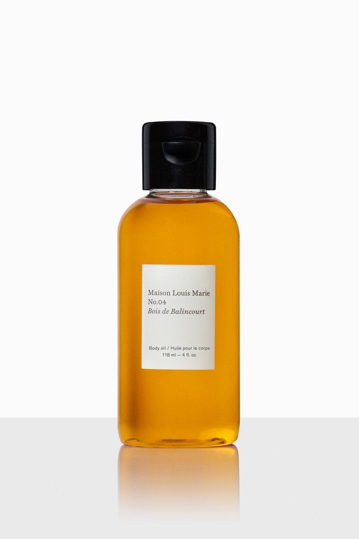 No. 4 Bois de Balincourt Body Oil