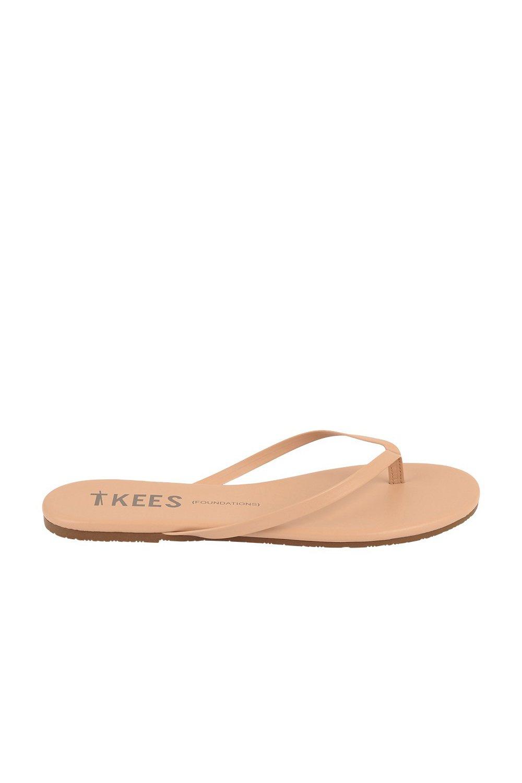 Foundation Nude Sandal