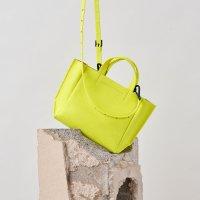 Micro Tote-Neon Yellow